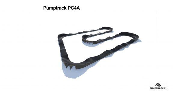 PC4A - pumptrack modulaire