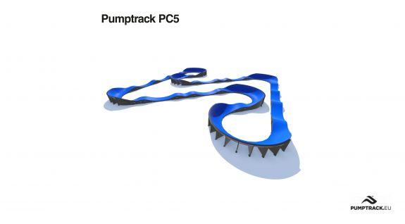 Pumptrack composite PC5