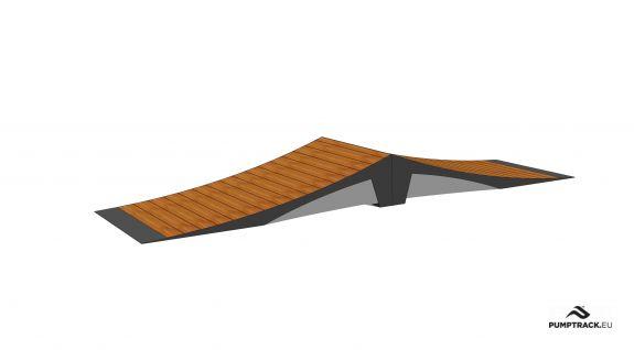 Piste cyclable - Larix W5