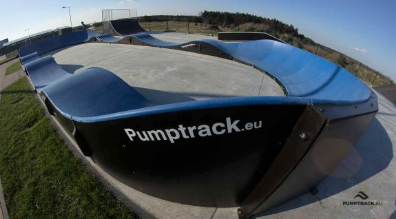 Pumptrack composite